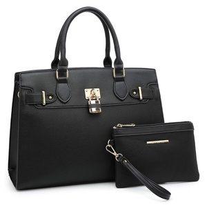 🎀 Handbag Fashion BLACK 🎀